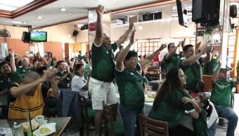 Partido México-Alemania impulsa 20% ventas en restaurantes de la CDMX