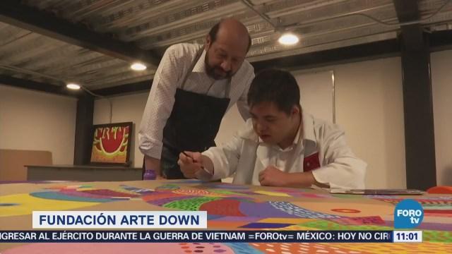Fundación Arte Down educa jóvenes con e