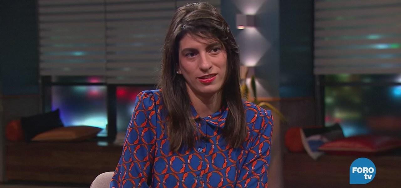 Genaro Lozano entrevista a Catalina Ruiz