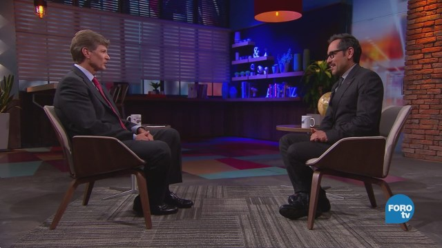 Genaro Lozano Entrevista Enrique De La Madrid