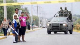 Gobierno federal atenderá presuntas desapariciones en Nuevo Laredo