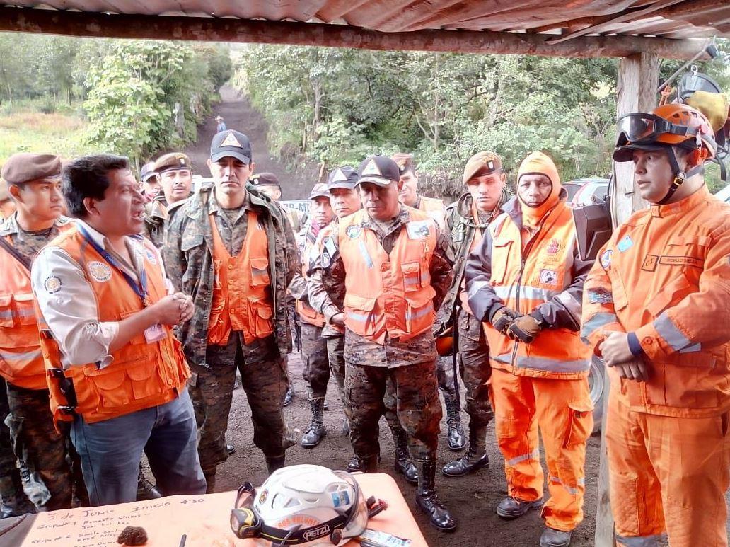 Dolor e incertidumbre tras erupción del Volcán de Fuego (Fotos) — Guatemala