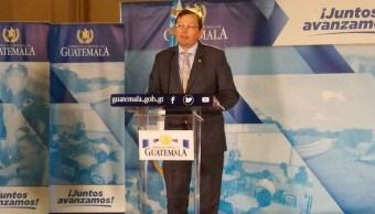 Guatemala despide portavoz defender política migratoria