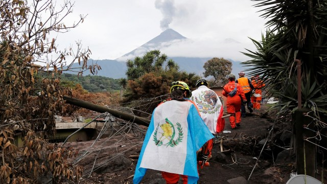 CDMX envía más de 3 toneladas de ayuda a damnificados de Guatemala