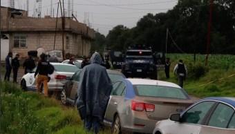 Investigan homicidio de policías en Amozoc, Puebla