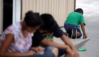 Honduras reunir familias 239 niños detenidos Estados Unidos