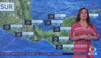 Huracán 'Bud' elevará oleaje en costas de Michoacán, Colima y Jalisco
