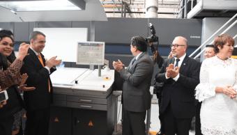 IECM imprime boletas para elecciones locales