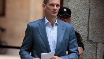 Iñaki Urdangarín tiene cinco días para ir a la cárcel