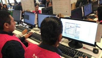 INE alista instrumentos para informar resultados de elección