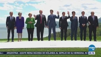 Inicia Canadá Cumbre G7 Países Líderes