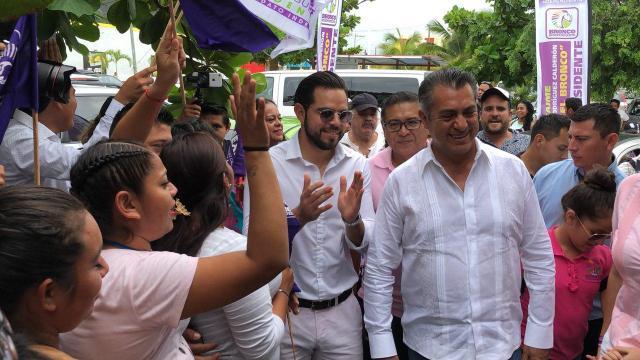 Rodríguez Calderón afirma que sólo hay dos candidatos