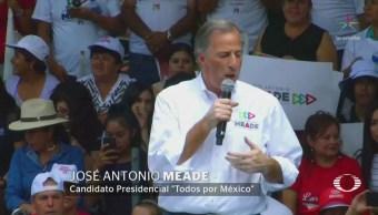 José Antonio Meade Propone Nueva Estrategia Seguridad