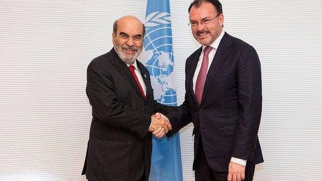 México y FAO firman acuerdo para apoyar al Caribe