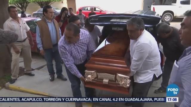 Muere Colaborador Candidato Atacado Oaxaca
