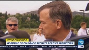Colorado Usará Recursos Estatales Separar Familias