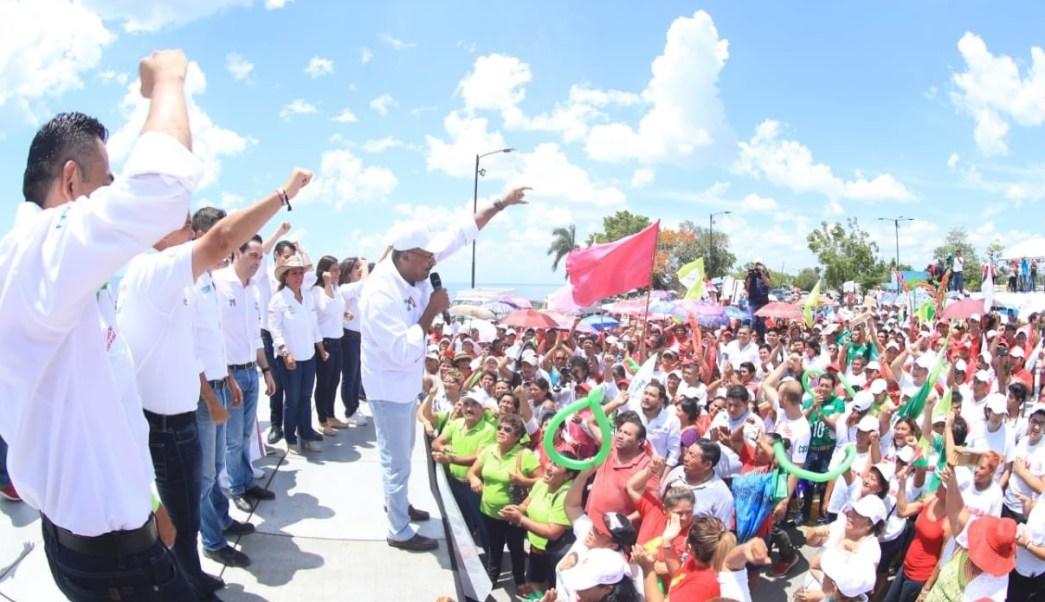 PRI respetará decisión de mexicanos, asegura Juárez Cisneros