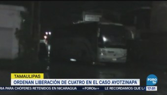 Juez Ordena Liberar Cuatro Implicados Caso Ayotzinapa