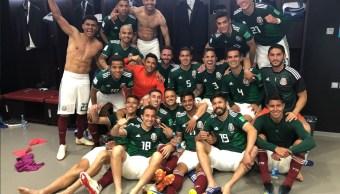 Jugadores de la selección mexicana narran su victoria contra Alemania