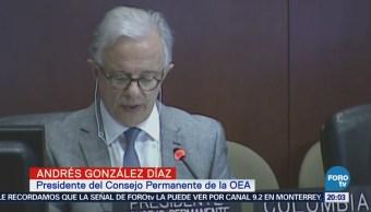 OEA Aprueba Resolución Rechazo Separación Familias Migrantes