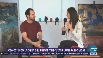 La mirada antropológica del artista Juan Pablo Vidal