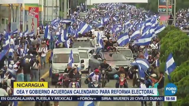 Violencia Nicaragua No Cesa Daniel Ortega