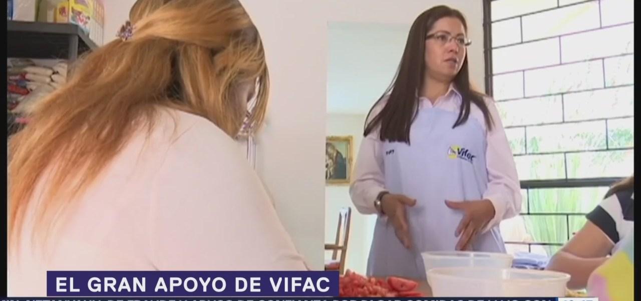 Labor de Vifac en favor de las embarazadas