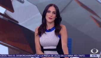 Las noticias, con Danielle Dithurbide: Programa del 13 de junio del 2018