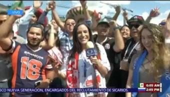 Las noticias, con Danielle Dithurbide: Programa del 19 de junio del 2018
