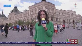 Las noticias, con Danielle Dithurbide: Programa del 25 de junio del 2018