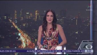 Las noticias, con Danielle Dithurbide: Programa del 7 de junio del 2018