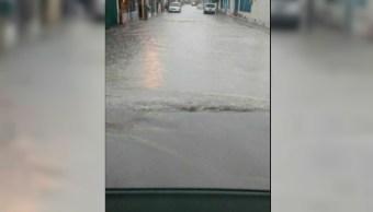 Lluvias afectan a 60 colonias de Reynosa, Tamaulipas