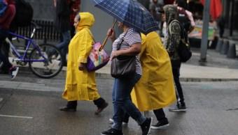 Actualizan alerta amarilla por ingreso de tormenta a la CDMX