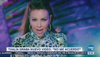 Thalía critica a los hombres informales en