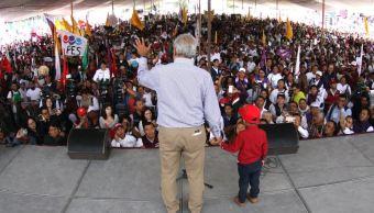 lopez obrador propone crear centros trabajo estado mexico