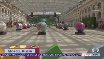 Una Probadita México Visitantes Mundial Rusia 2018