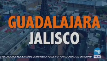 Los rincones de Guadalajara, Jalisco