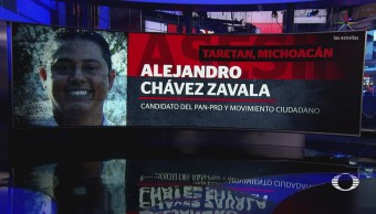 Asesinan Candidato Alcalde Taretan Michoacán Alejandro Chávez