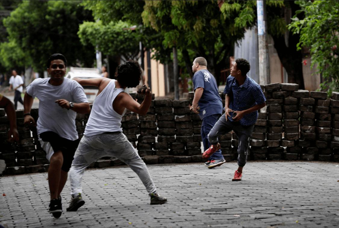 Nicaragua sumida en caos y sin respuesta de Ortega sobre diálogo