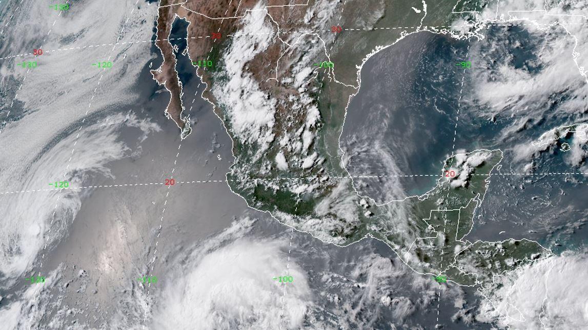 Depresión se convierte en tormenta tropical