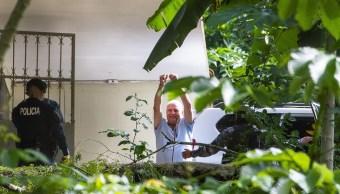 Martinelli remitido cuidados intensivos en hospital Panamá