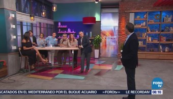Matutino Express del 12 de junio con Esteban Arce (Parte 1)