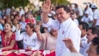 Mauricio Sahuí aseguró que ganará elección en Yucatán