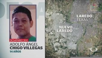 Menores Desaparecidos Nuevo Laredo Tamaulipas