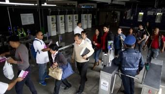 Metro y Metrobús darán servicio gratuito jornada electoral