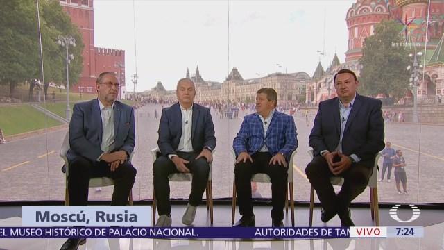México avanza en Mundial de Rusia 2018, análisis en Despierta