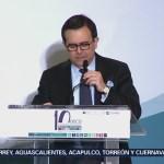 México sigue en mesa de negociación