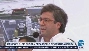México y el BID buscan desarrollo