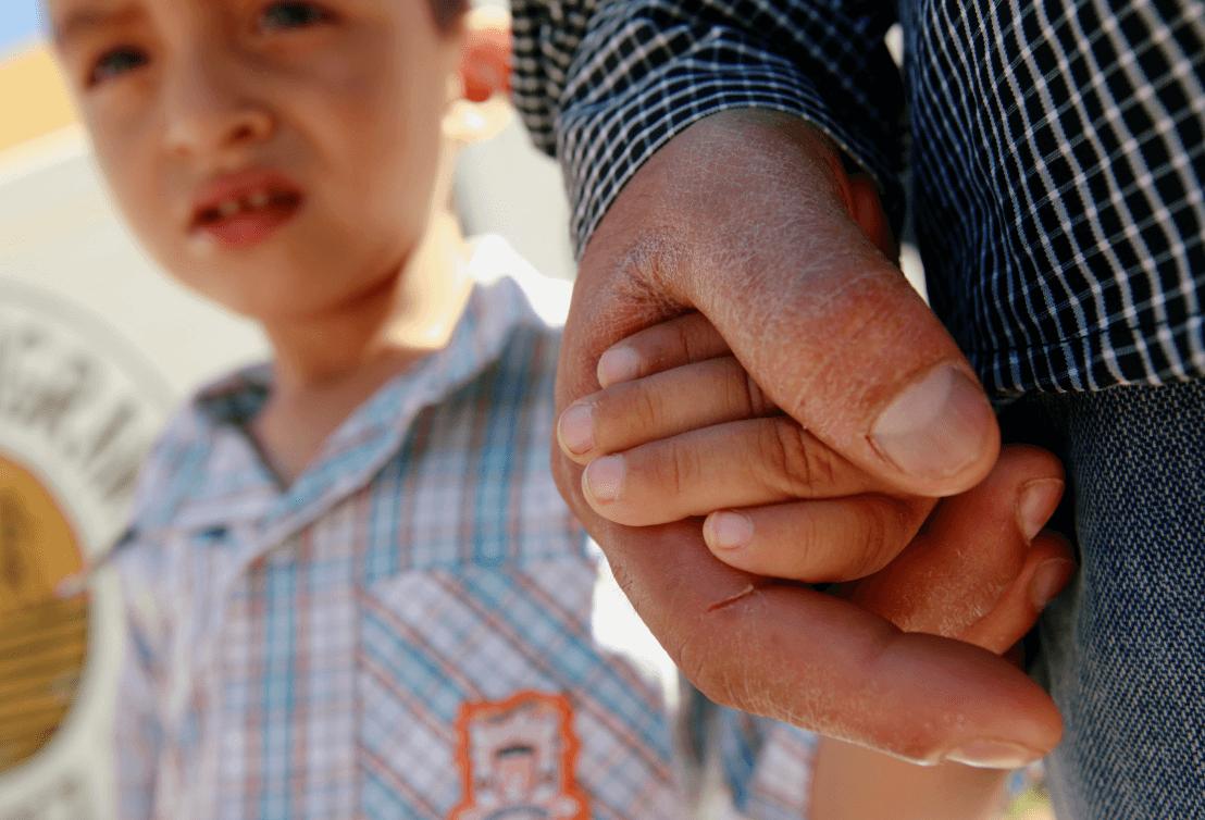 El Papa reclamó inversiones para dar trabajo y educación a los migrantes
