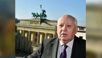 Gorbachov dice cumbre entre Putin y Trump